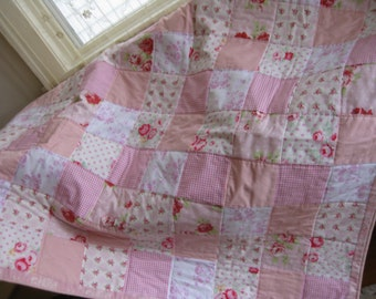 Pink and more Pink Quilt