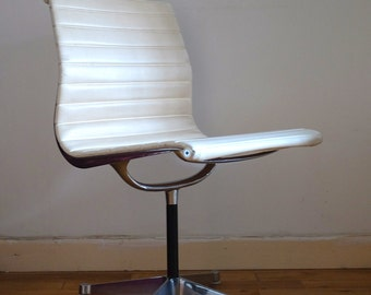 Chair designed by Charles and Ray Eames and produced by Herman Miller