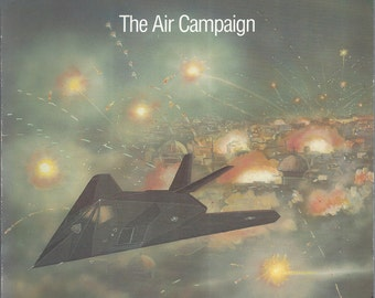 Fury of Desert Storm Air Campaign by Bert Kinzey (Paperback)