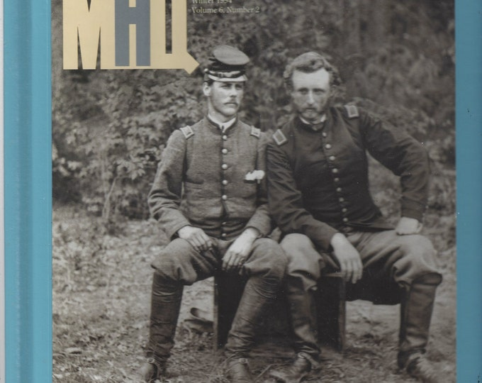 The Quarterly Journal of Military History: Winter 1994 Volume 6, Number 2