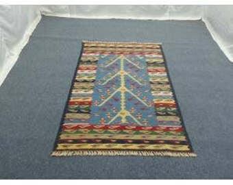 """FREE SHIPPING !!! Vintage Turkish Rug Carpet, Decorative Turkish Area Rug Carpet,   Area Runner Rug 166x103 cm,63""""x40"""""""