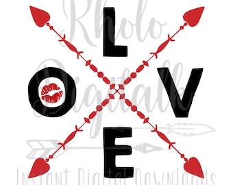 LOVE Arrows-Instant Digital Download