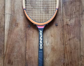 Vintage DONNAY ALLWOOD BORG Jr Tennis Racket
