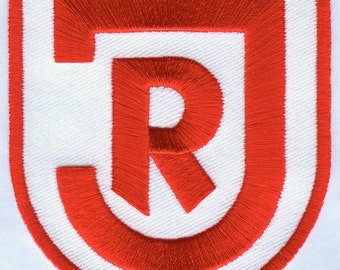 SSV Jahn Regensburg German Germany Football EMBROIDERED Patch