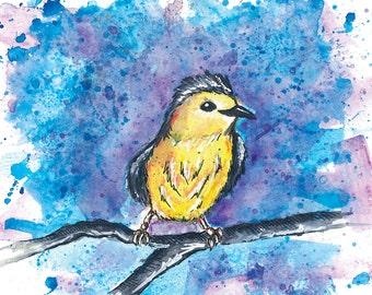 Bird Study Number 5