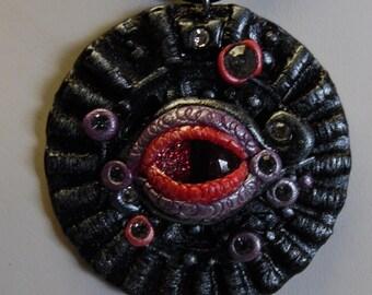 Dragons eye pendent #201