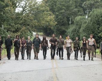 Walking Dead Season 5 Cast