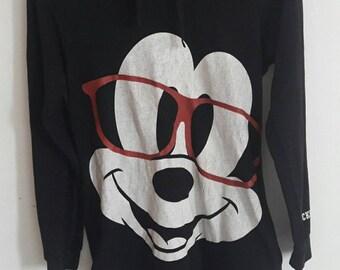 vintage mickey mouse hoodies