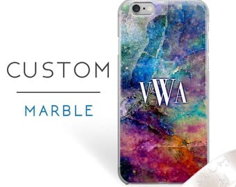 Personalized iPhone 7 case Marble iPhone 7 plus case Space iphone 6s case iphone 6 case iphone 6s plus iphone 6 plus iphone 5c iphone se 145