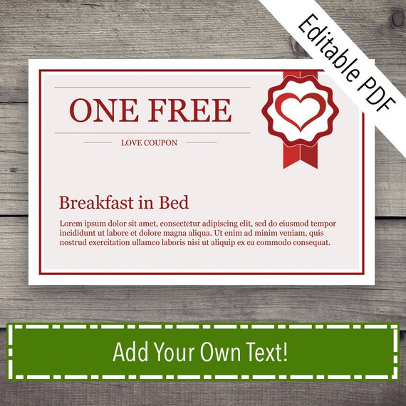 Coupon Book, Coupon Template, Love Coupon, Love Coupons, Love Coupon Book,  Printable Coupons, Naughty Coupons, Coupon, DIGITAL DOWNLOAD  Free Coupon Template