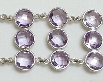 Amethyst Bracelet, Bracelet, Fancy Bracelet, Purple Bracelet