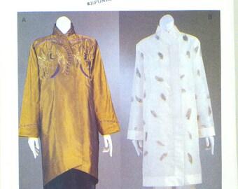 Vogue 7395 Free Shipping Marcy Tilton Design Miss Jacket  Size L - XL   Uncut