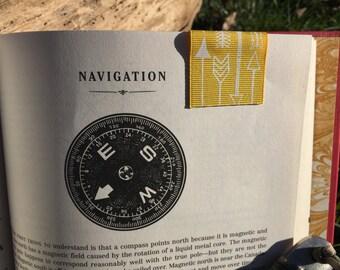 Magnetic Bookmark - Navigation
