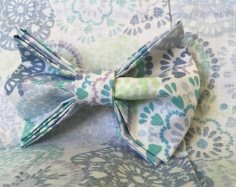 Handmade Clip-On Bow Tie