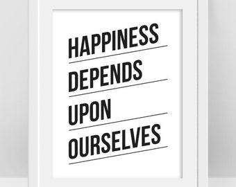 Aristotle quote | Etsy