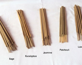 Natural Flora Scent Nepalese Handmade Incense Sticks