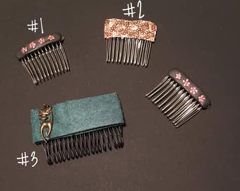 Cute hair comb