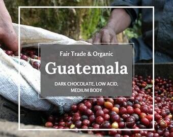 Fair Trade and Organic Guatemala