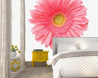 Large Pink Daisy