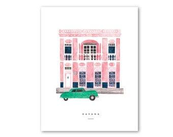 Havana, Cuba POSTER