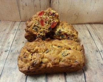 Fruit Cake One Loaf - Fruit Cake - Christmas Fruitcake - Fruitcake Loaf -  Christmas Cookies - Baked Goods - Bakery Treats