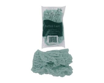 Ruffled Lace Edging ( Case of 25 )
