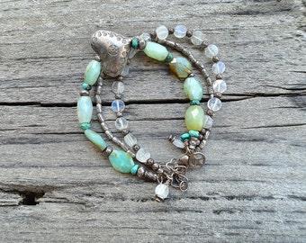 Brazilian Opal Bracelet