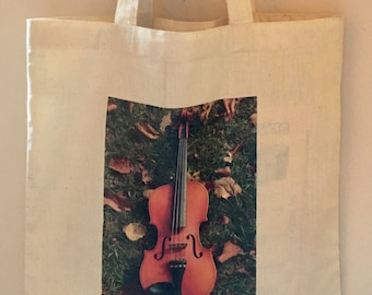 Violin Activity Bag