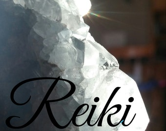 Reiki Home Course - Traditional, alternative medicine, Holistic, wellness, Usui Reiki Level I & II