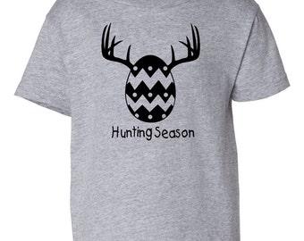 Hunting Season- Easter Egg t-shirt