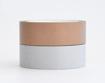 SALE Gold/Silver Washi Deco Tape - 15mm X 10 metres