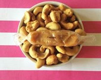 Homemade Cashew Caramels - 1 Pound