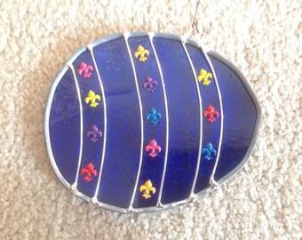 True Blue Egg