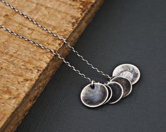 Handmade Necklace 925 Sterling Silver - Pendant