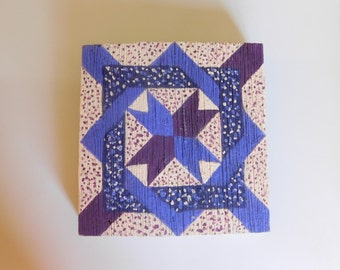 Lovers Knot Quilt Etsy