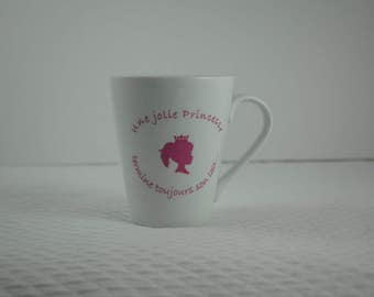 "Mug ""pretty Princess"""