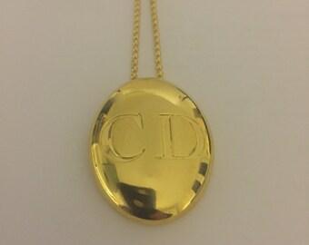 Necklace necklace Medallion DIOR