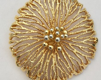 Large 1960's Brooch