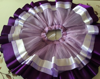 Tutu for little girl of 4 to 8 years