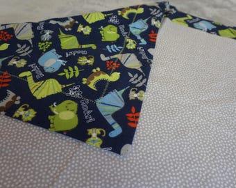 Flannel Blanket Boy