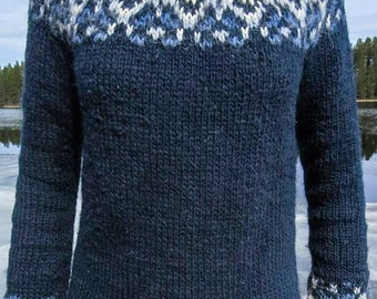 Icelandic sweater