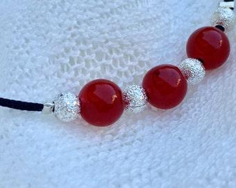Natural stones bracelet.