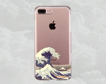 iPhone 7 case.iPhone 7 Plus case.iPhone 6s case.iPhone 6s Plus case.iPhone 6 case.iPhone 6 Plus.Clear case.Clear Soft case.Japanese inspired