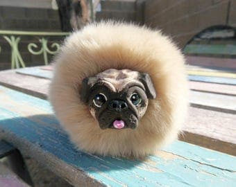 Pygmy Pugs! Inspired by Harry Potter Pygmy Puffs