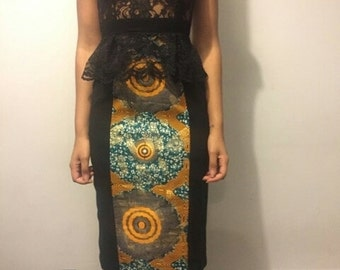 Centered ZEINA dress