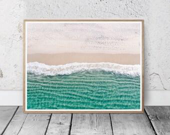 Ocean Waves, Ocean Print, Waves Print, Sea Print, Ocean Waves Art, Sea Waves Art, Ocean Wall Art, Ocean Photo, Sea Wave Printable, Waves Art