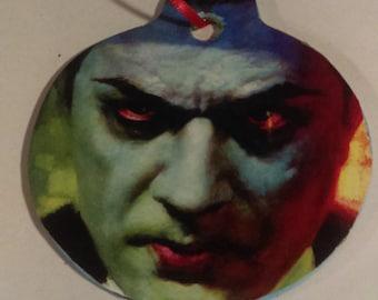 Universal Horror's Dracula Bela Lugosi Holiday Ornament