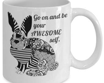 Be your AWESOME self!