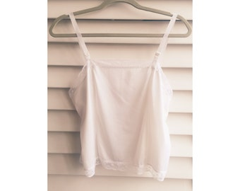 Off-white Vintage Camisole