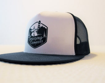 Trucker Cap CAMP - SKY